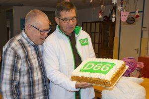 D66Schagen, Valentijnstaart, 2020, DSP
